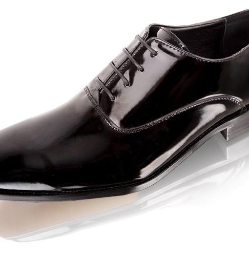 scarpa vernice punta normale
