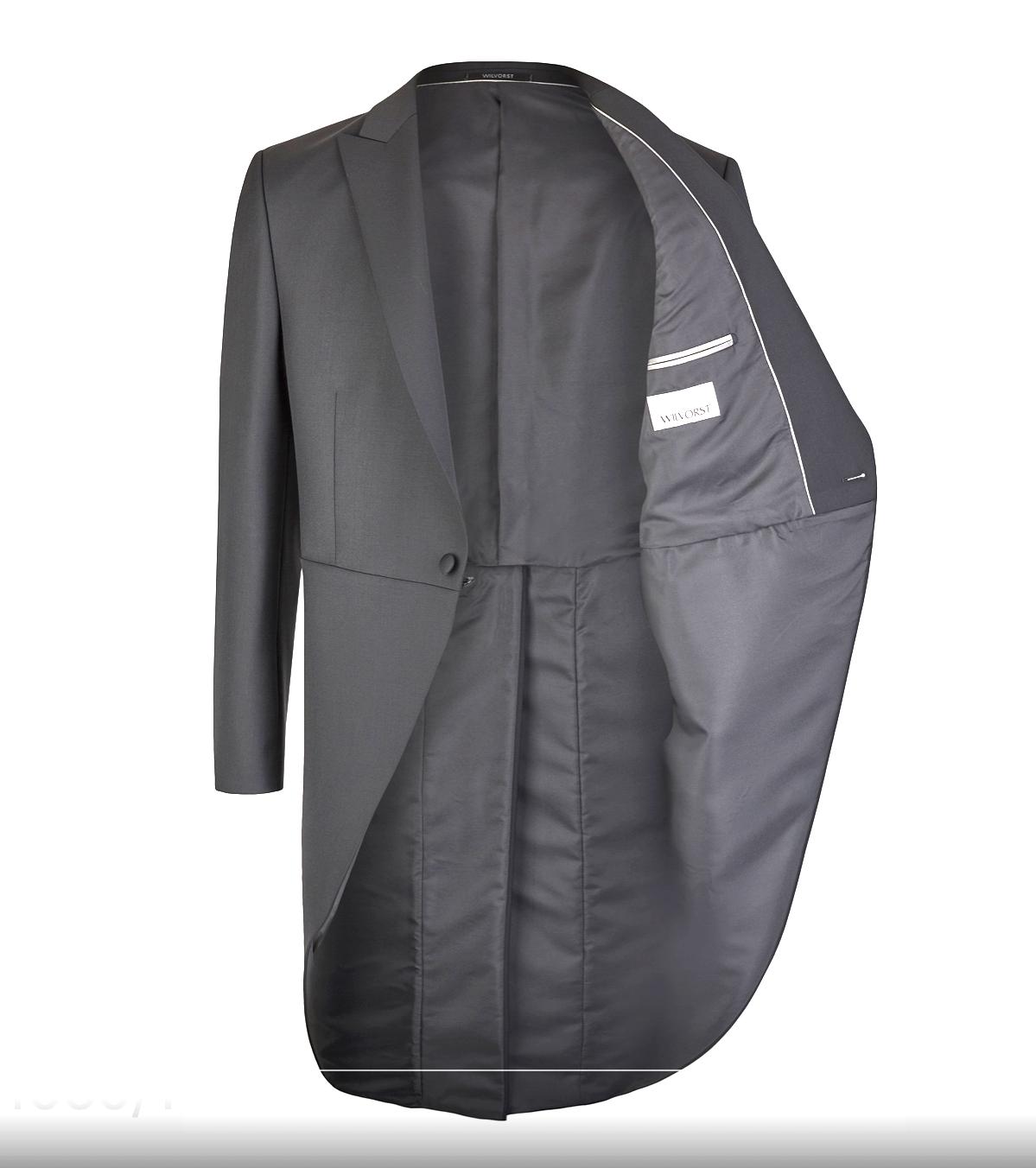 biggest discount hot sale innovative design Giacca da Tight Nera | Il Mio Smoking