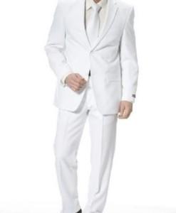 abito bianco