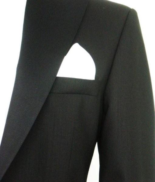mezzo tight giacca nera neroDSCN0950