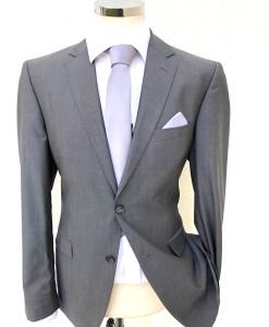 abito grigio elegante wilvorstIMG_3635