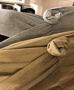 Abito donna gonna pantalone